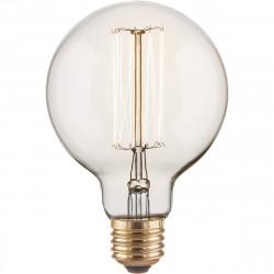 Лампа-ретро Эдисона Электростандарт G95 60Вт Е27, в Перми