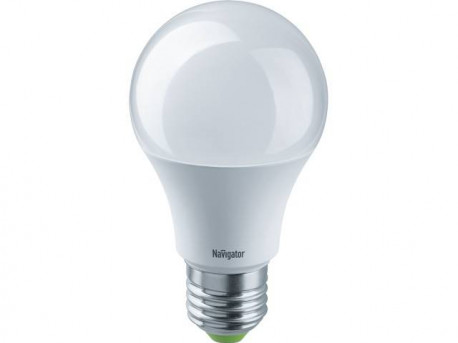 Лампа СД Navigator NLL-A60-7-24/48-4K-E27, в Перми