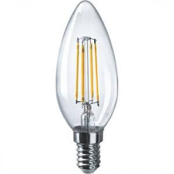 "Лампа СД Navigator NLL C35 6 230 E14 ""филамент"" в ассортименте"