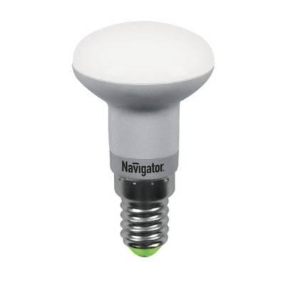 Лампы СД Navigator NLL-R50-5-230-E14 в ассортименте, в Перми