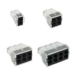 Клемма EKF СМК-102 для кабеля 1,0-2,5мм в ассортименте, в Перми