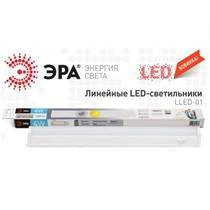 Светильник линейный ЭРА LLED-01-04W-4000-W 311мм (25), в Перми