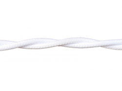 Провод РЕТРО ВВГ 2х1,5 ГОСТ белый (50), в Перми