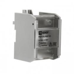 Блок проходной EKF ТРБП 95 (1х95-4х16 мм)