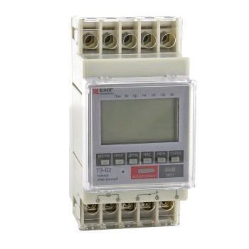 Таймер электронный EKF ТЭ-02 (5), в Перми