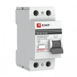УЗО EKF PROxima 2п 16А 30мА электро-механическое (1)