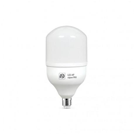 Лампа сд ASD LED-HP-PRO 4000К Е27 в ассортименте, в Перми