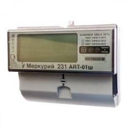 Счетчик Меркурий 231 ART-01Ш 5-60А, в Перми