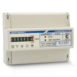 Счетчик НЕВА 323 МТ AR E4S 5-60А RS485 (3ф, 2т, дин-рейка)