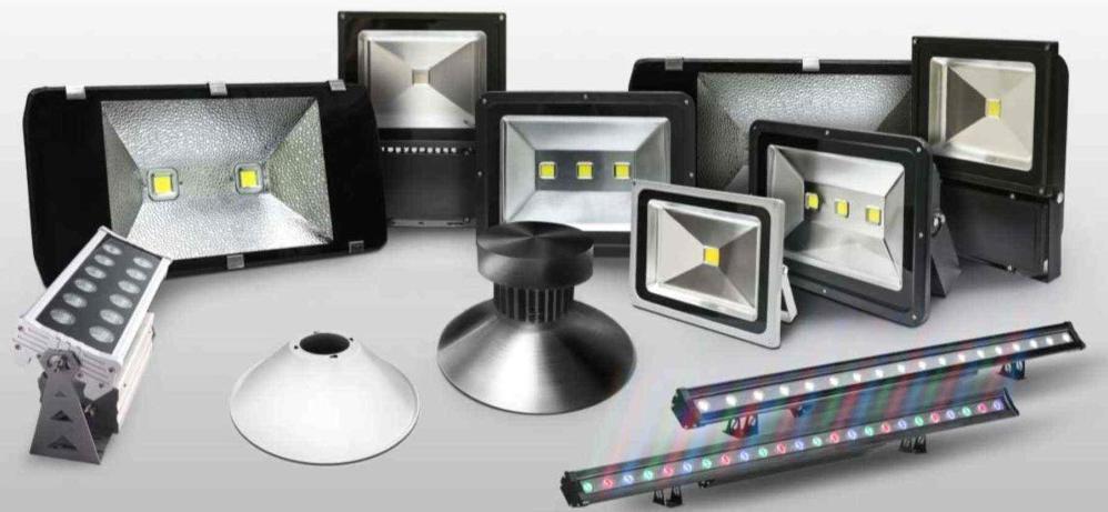 Разновидности светодиодных прожекторов