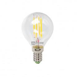 Лампа светодиодная IN HOME LED-Шар-deco 5Вт 4000К Е27