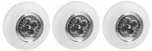 Фонарь ЭРА HT3W Универсальный 3W LED алюм, коллиматор