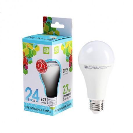 Лампа галогенная ASD JCDR 35Вт 220В GU5.3, 4607177993232